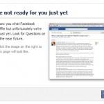 Facebook vprašanja