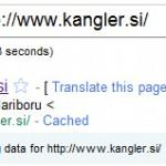 Franc Kangler spletna stran