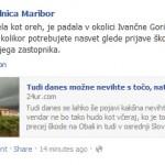 Zavarovalnica Maribor toča
