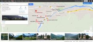 Hoteli v Kranjski gori