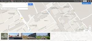 Directions ne deluje v Google maps