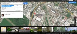 Remax bazeni na Google Maps