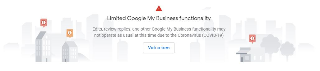 limited google my business
